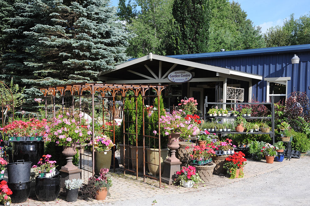 Ten beautiful nature and view for Garden centre